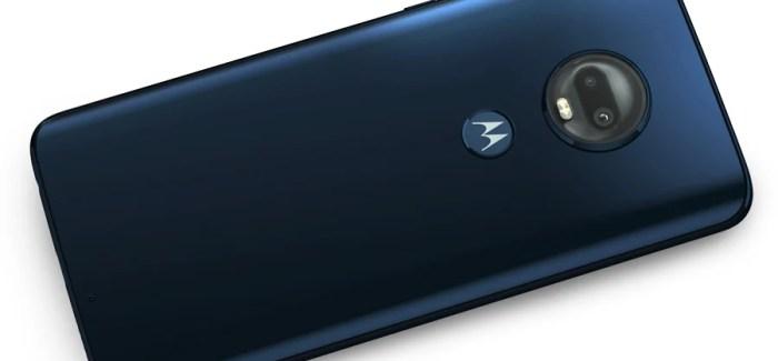 Moto G7 Plus: el más potente de la familia!