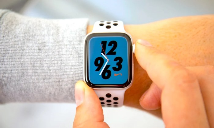 El Apple Watch, imbatible!