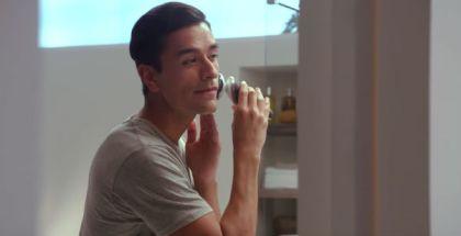La primera afeitadora con inteligencia artificial.