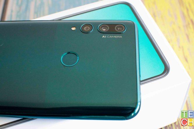 Cámaras traseras del Huawei Y9 Prime 2019