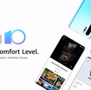 EMUI 10 de Huawei