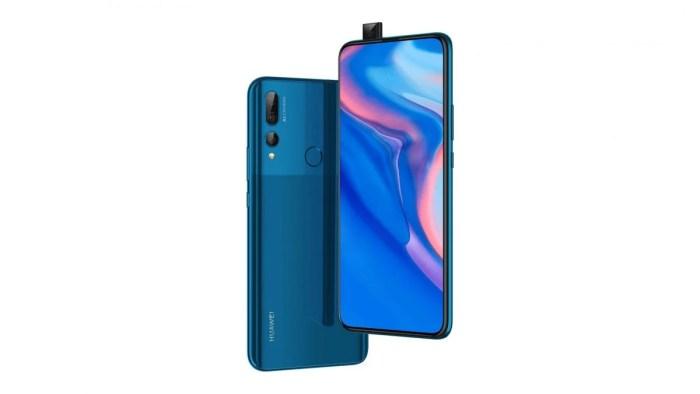 El Huawei Y9 Prime 2019 llega al mercado Colombiano