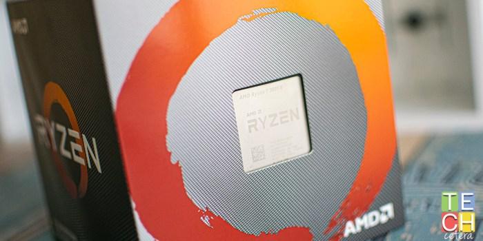 Primera Vista Ryzen 7 3800x
