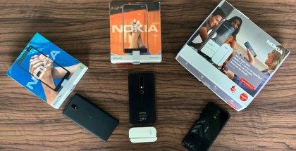 Nuevos celulares Nokia