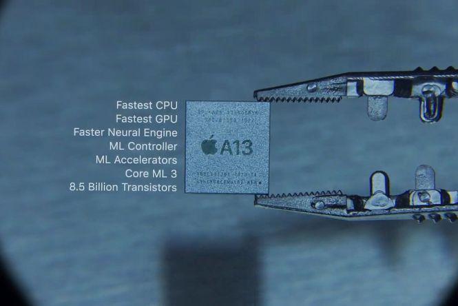 Chip A13 de Apple