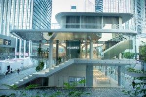 ¡Huawei abre su primera tienda insignia global!