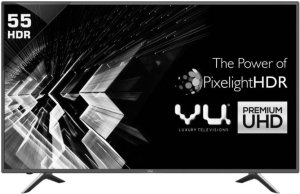 Vu 55-inch Ultra HD 4K LED Smart TV