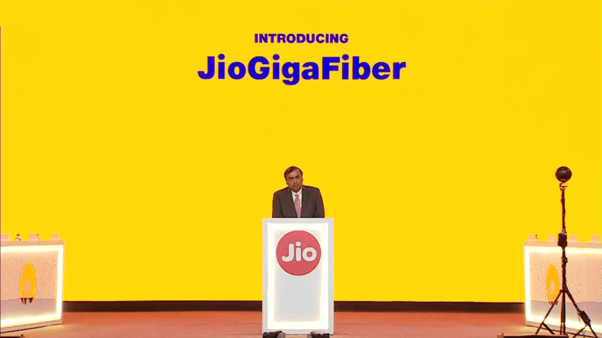 7 Interesting Facts About Jio Giga Fiber Broadband Service