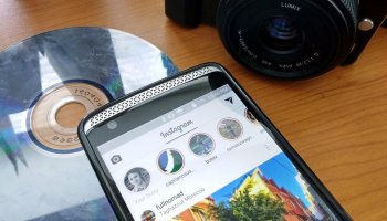 How to Add Music in the Stories section of Instagram