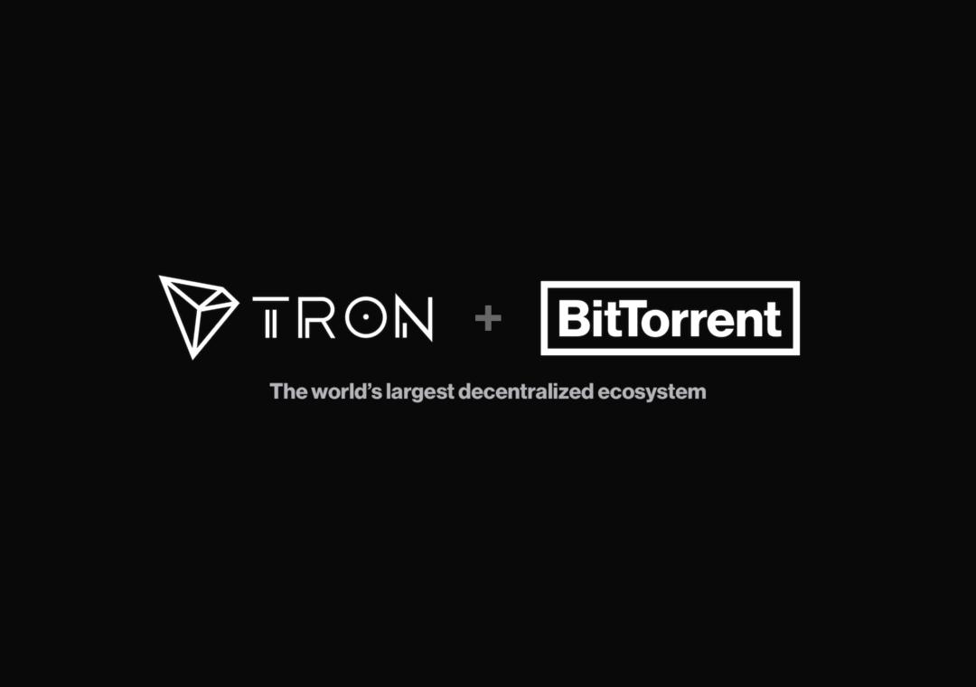 Tron acquires Popular P2P File Sharing Website BitTorrent