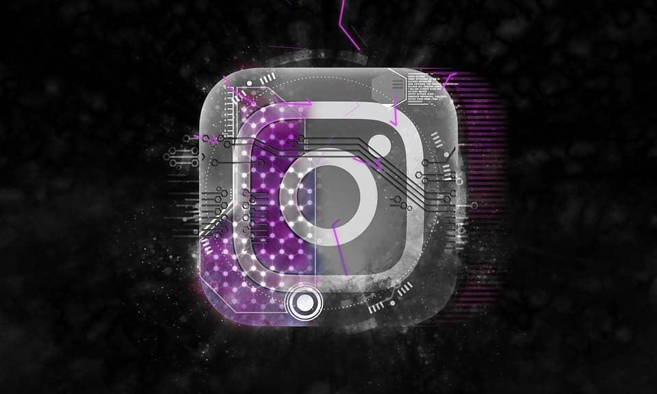 Instagram NameTag Feature