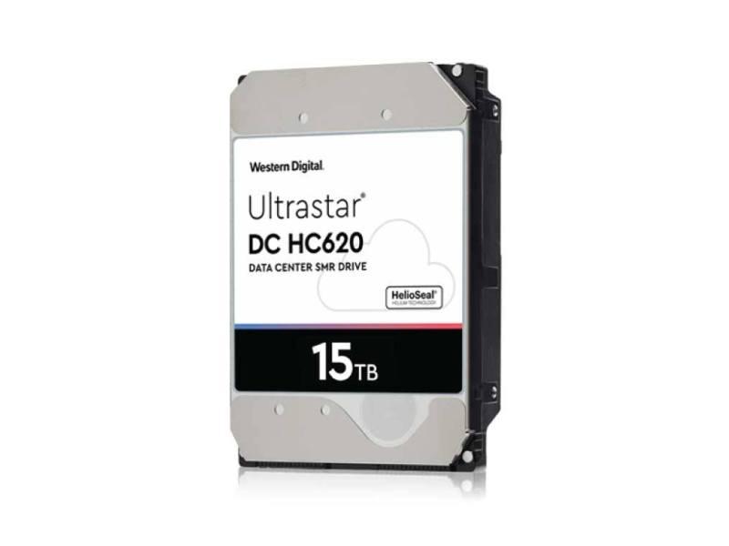 Western Digital Launches 15TB Hard Drive
