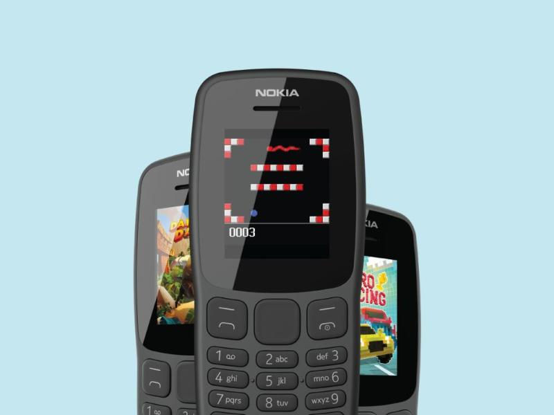 HMD Global Launches Nokia 106 in India