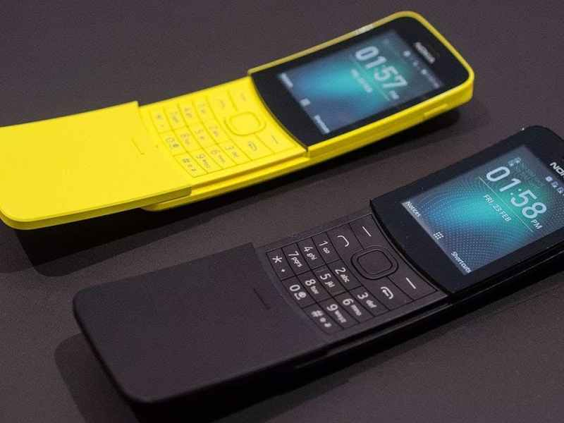HMD Global Launches WhatsApp for Nokia 8110 4G Mobile Phone