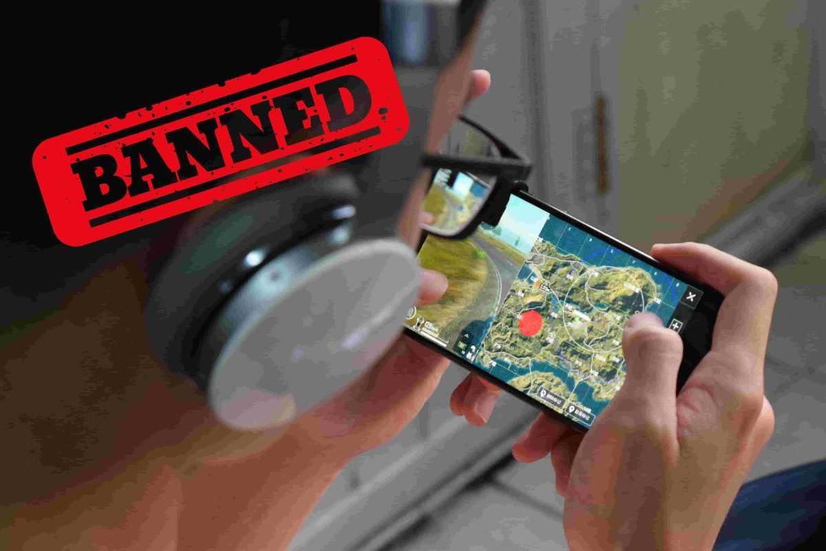 places where pubg is banned