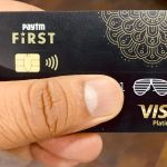 PayTm Launches its First Credit Card Service called PayTm First Card