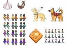 Google Announces 65 New Emojis