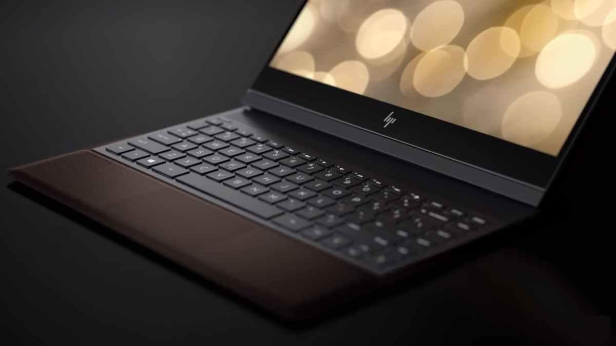 HP LTE Spectre Laptops India