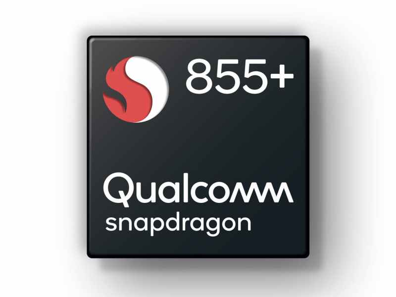Smartphones supporting snapdragon 855 plus