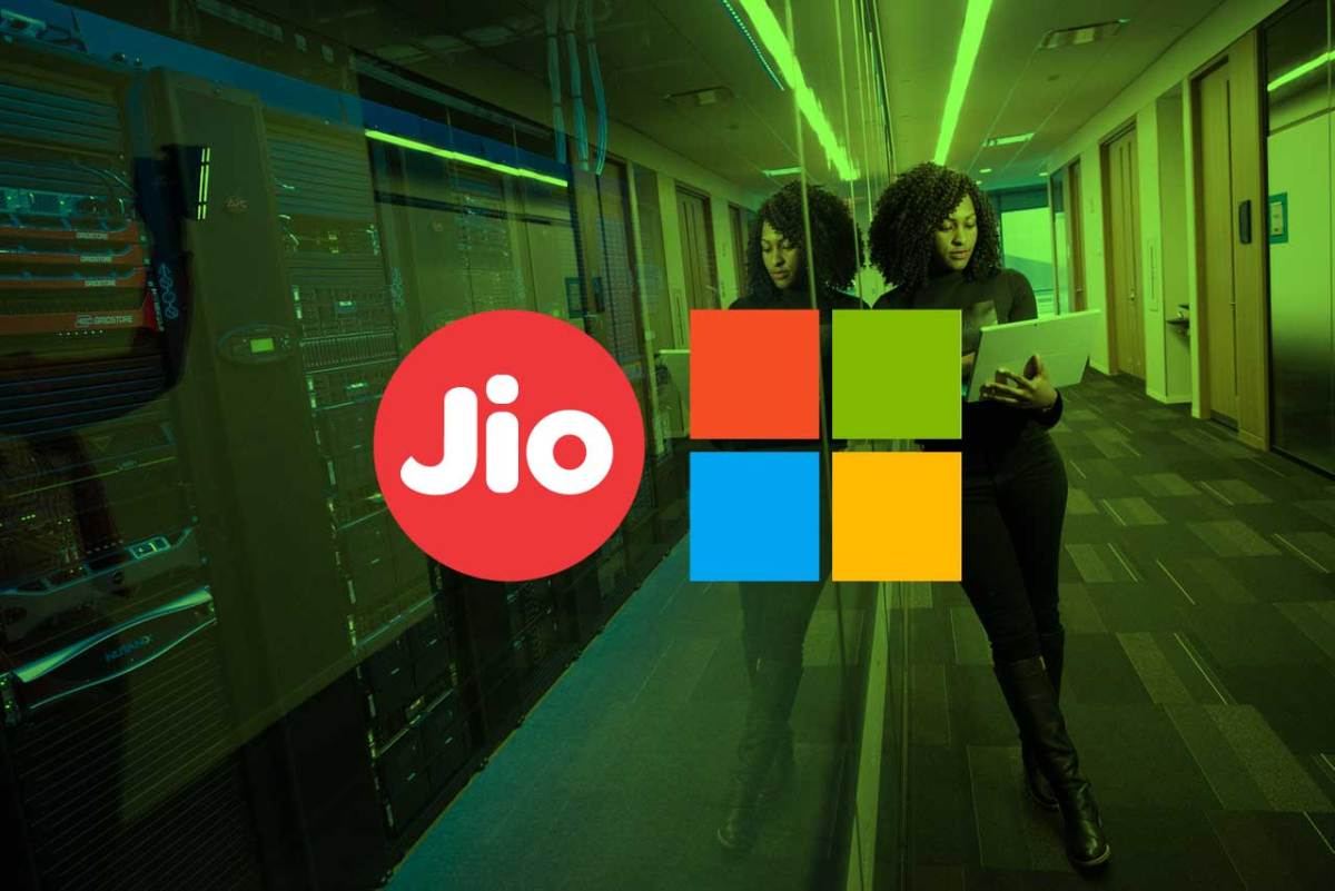 Reliance Partners with Microsoft to Launch Cloud Datacenters in India
