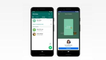 How to Share WhatsApp Status to Facebook Story