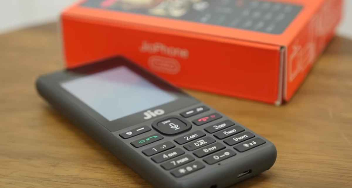 Reliance Selling Jio Phone at Rs 699