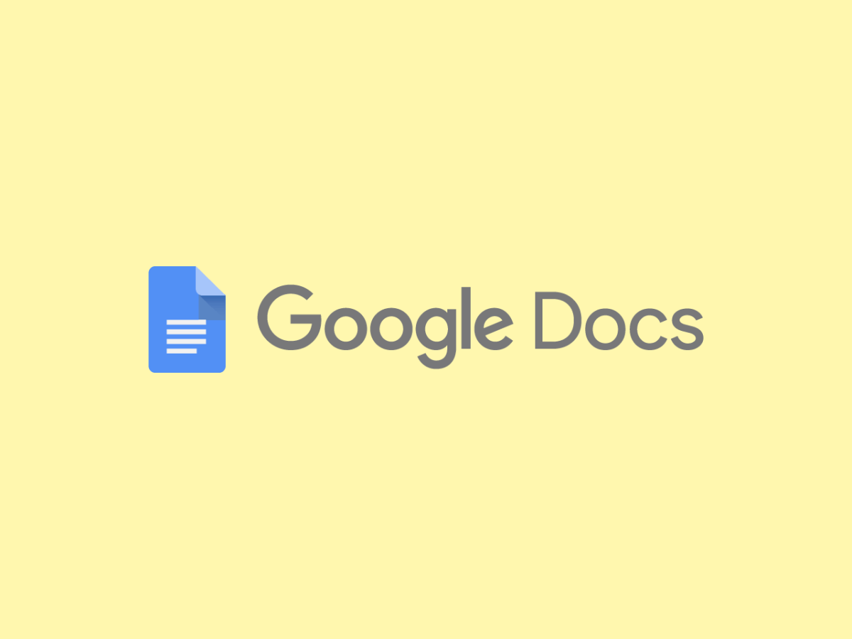 table of contents google docs