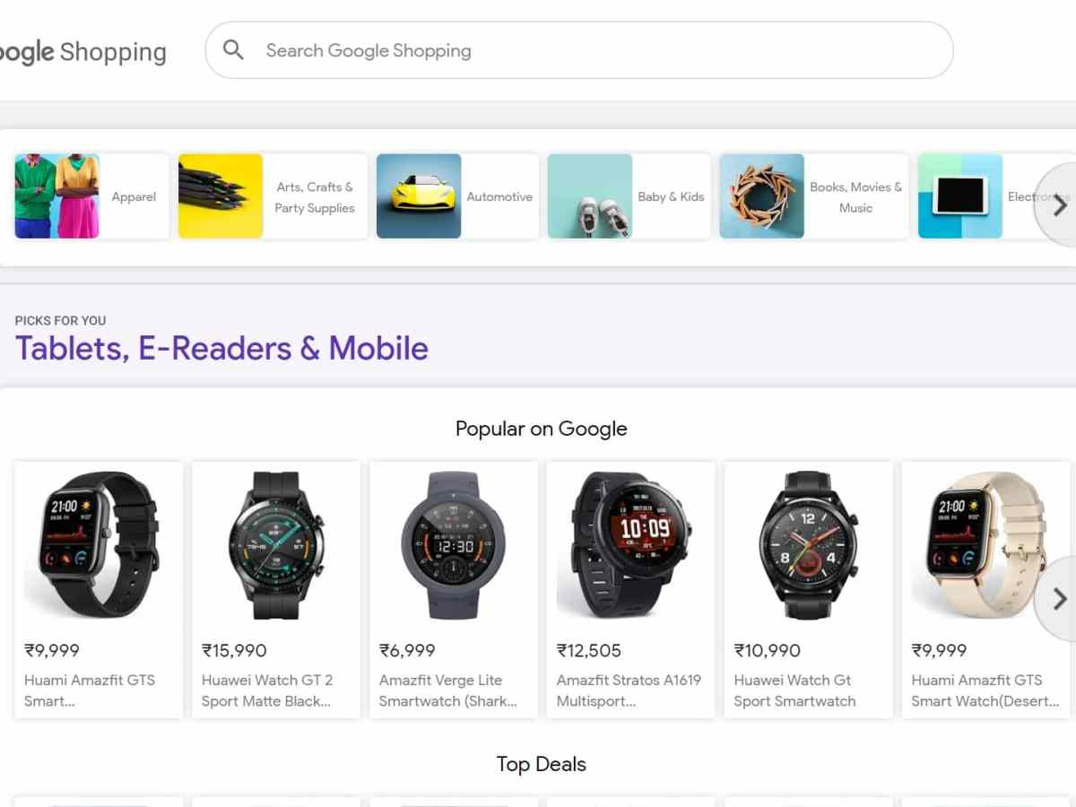 Now Merchants able to sell their Products on Google for free