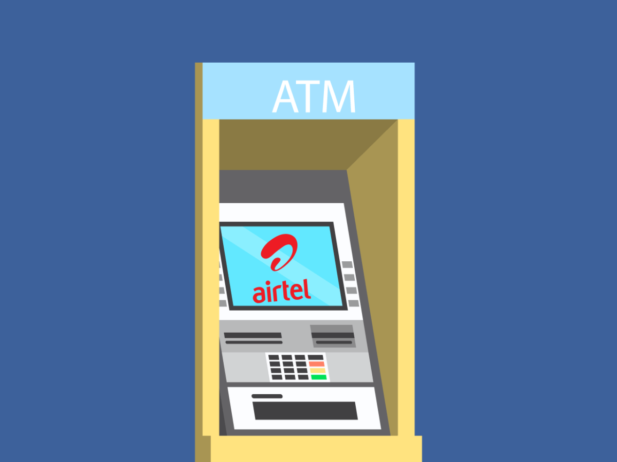 Now Recharge Airtel Prepaid SIM Cards via ATMs across India