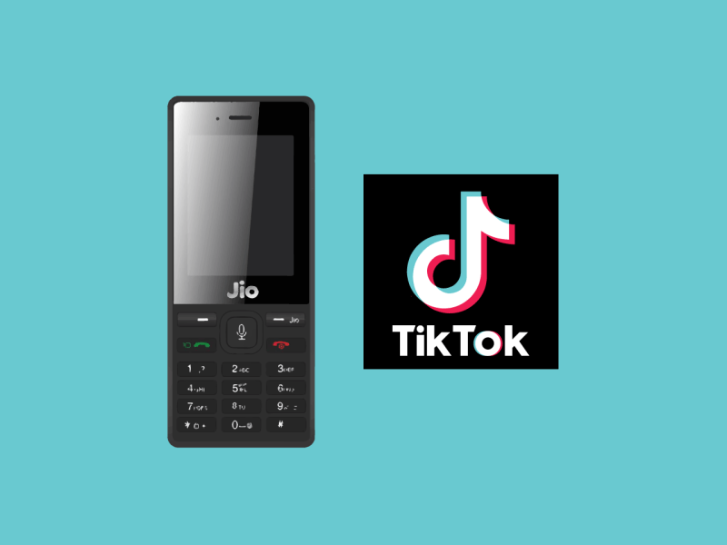 tik tok app download jio phone