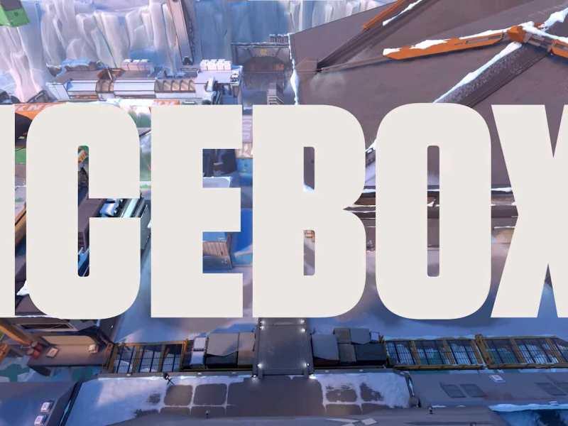 Valorant New Map Icebox