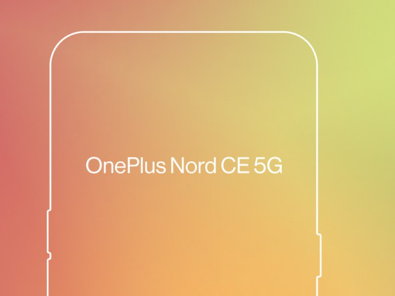 OnePlus Nord CE 5G Launch Date India