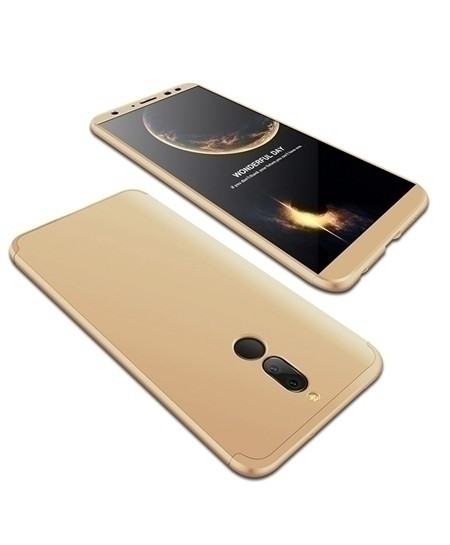 Buy Dattap Golden Back Cover For Huawei Mate 10 Lite Online In