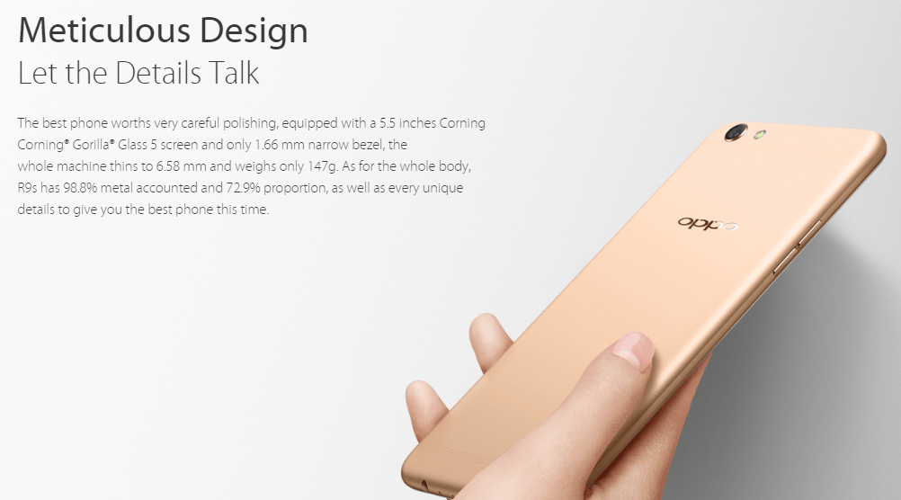 Oppo R9s Rose Gold.PNG