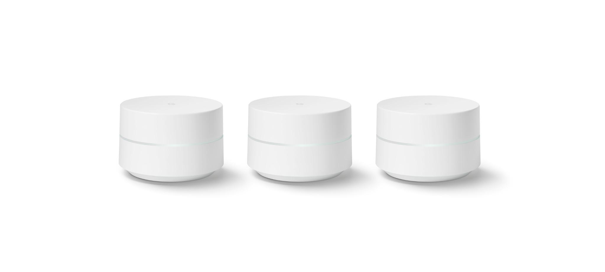 Google Wifi 3 pack 2