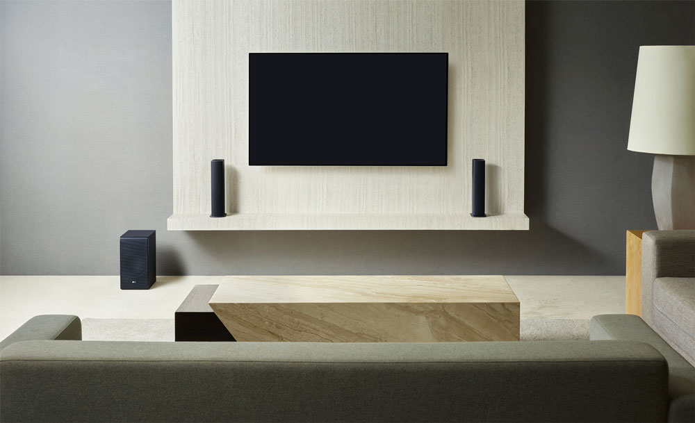 [Review] LG Flex SJ7 Sound Bar: Versatile for your needs