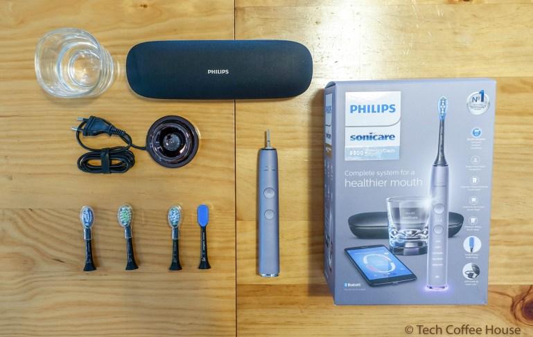 Philips Sonicare DiamondClean Smart Sonic Electric Toothbrush HX9924/46