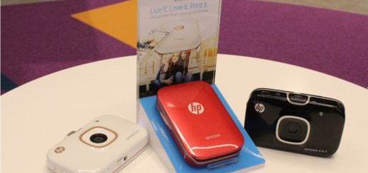 HP Sprocket Photo Printer 2-in-1
