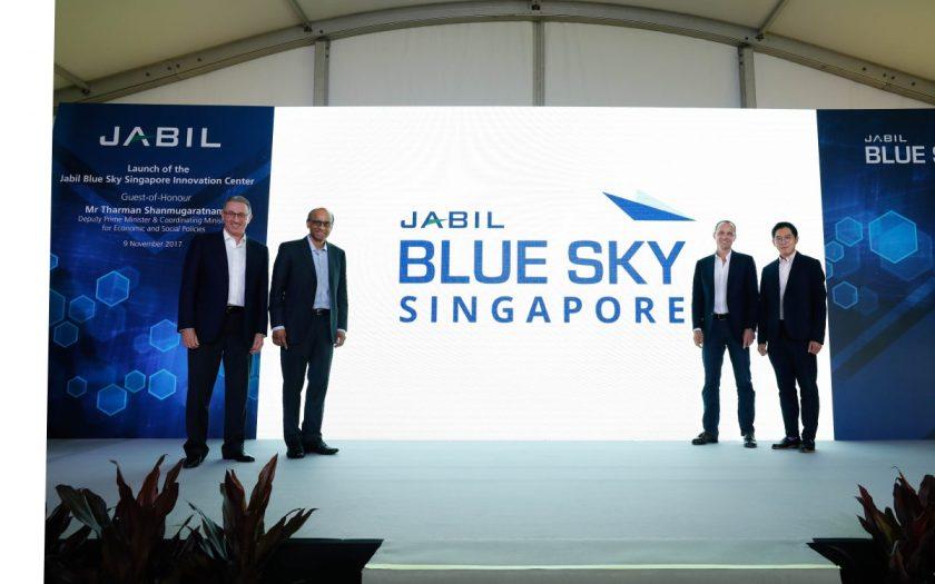 Blue Sky Center Singapore