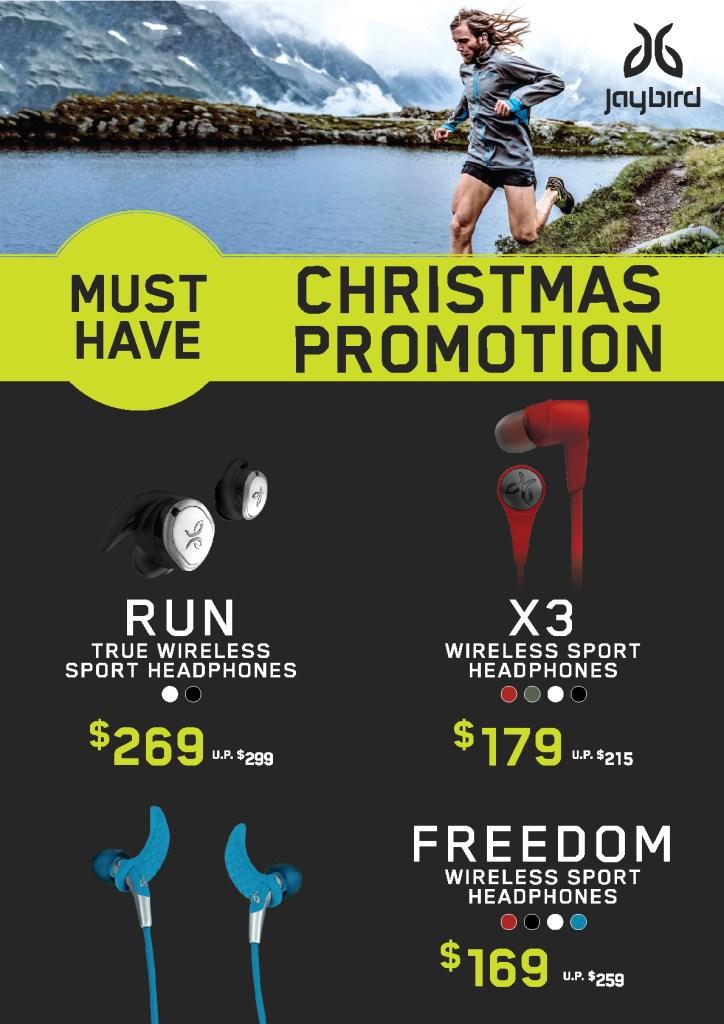 Jaybird discounts