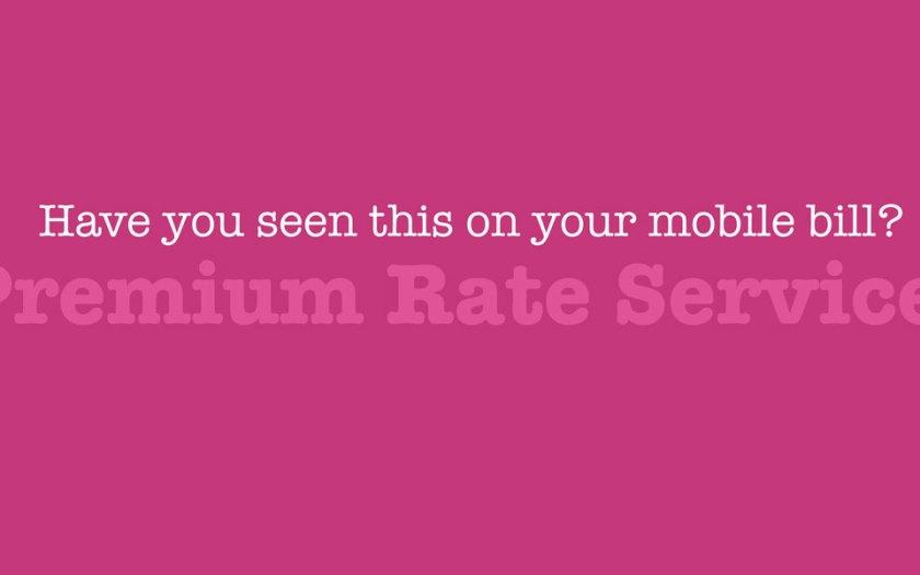 PRS - Premium Rate Services