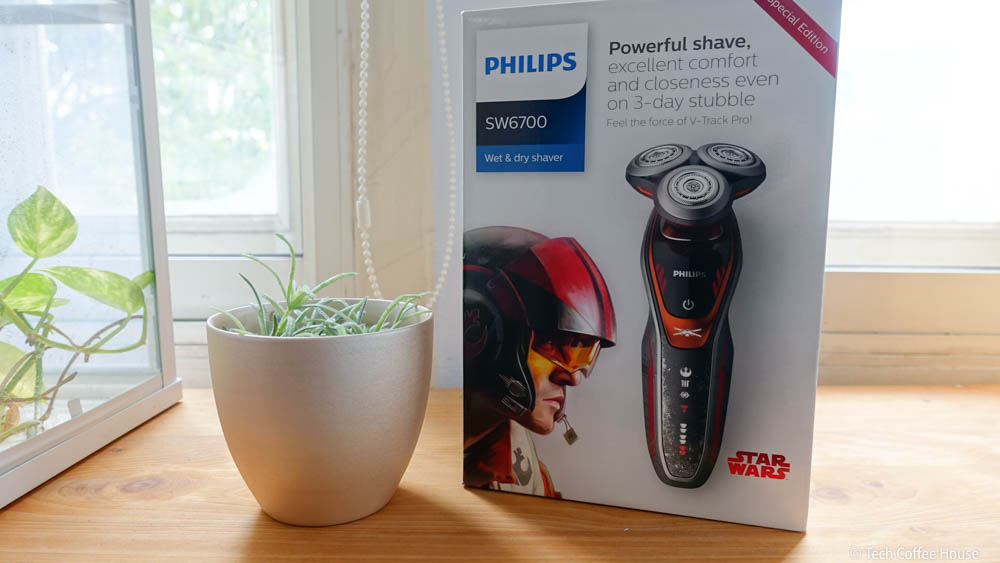 Review of the Poe Dameron-inspired Philips Star Wars Shaver