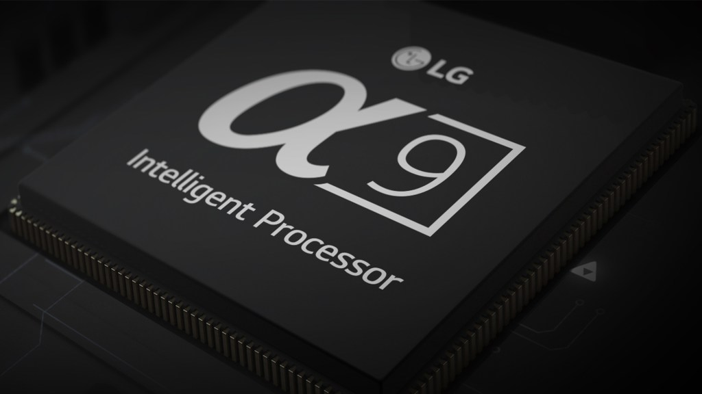 Alpha Processor - LG ThinQ AI