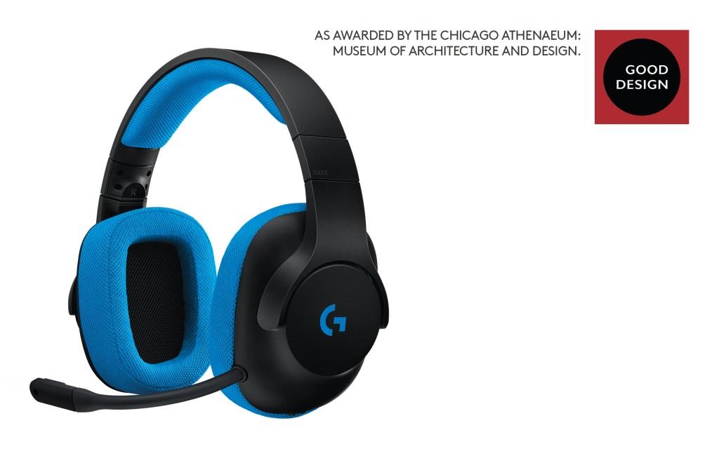 Logitech G - G233 Prodigy Headset (Available online)