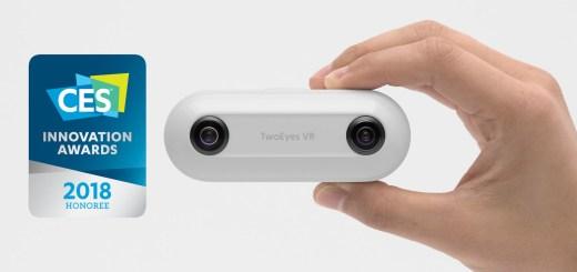 TwoEyes Tech's 360-degree binoculars