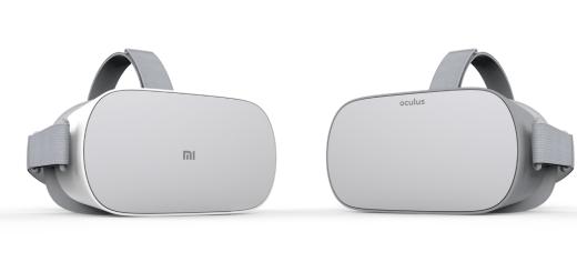 Oculus Go and Xiaomi Mi VR Standalone