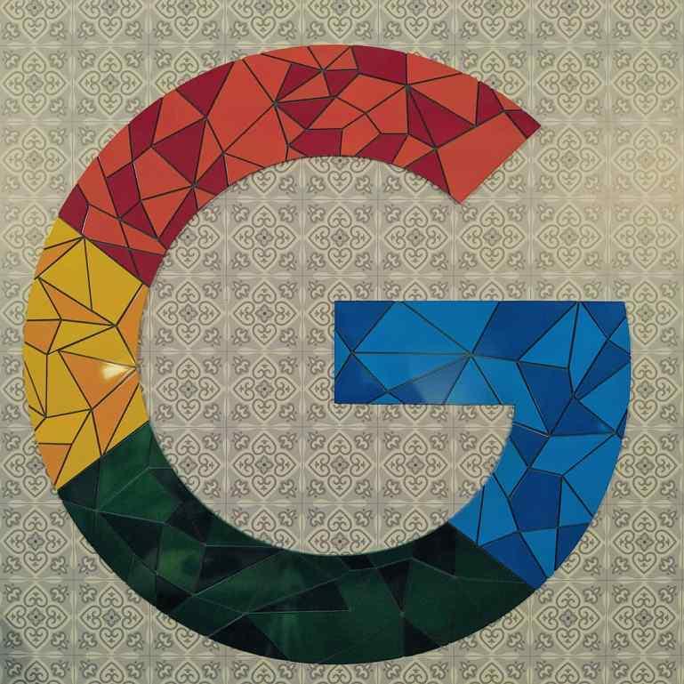 Google Logo - Google Home