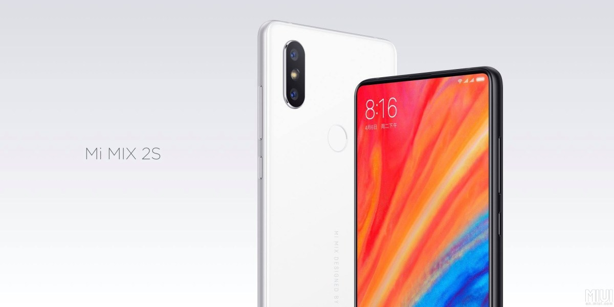 Where to buy Xiaomi Mi Mix 2S