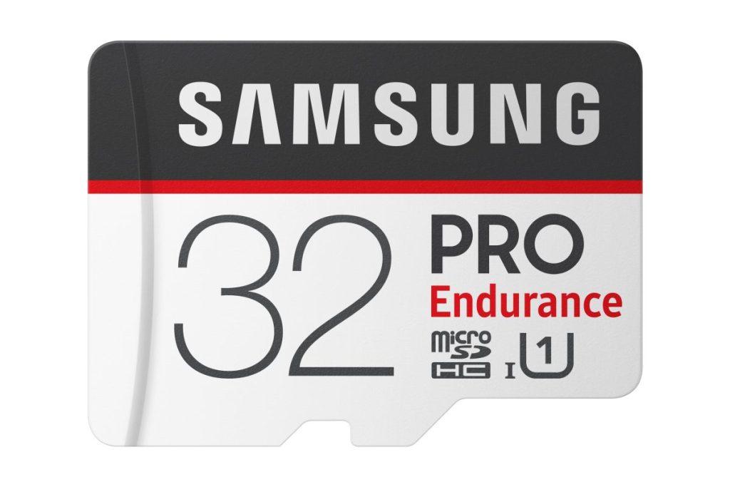 Samsung PRO Endurance_64GB