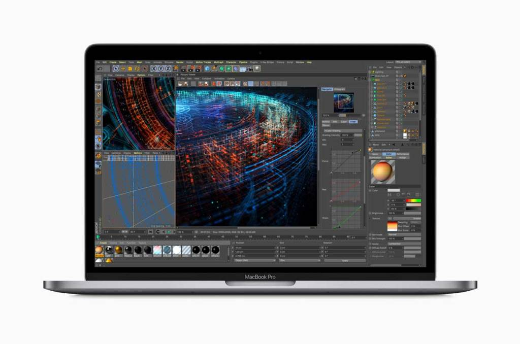 Apple MacBook Pro 2018   techcoffeehouse.com